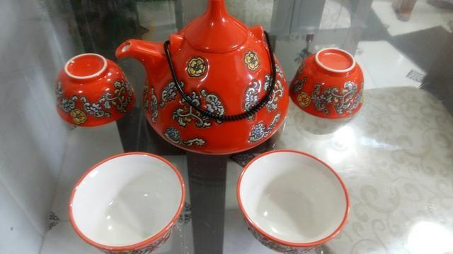 Jogo de chá Jopones - Foto 4