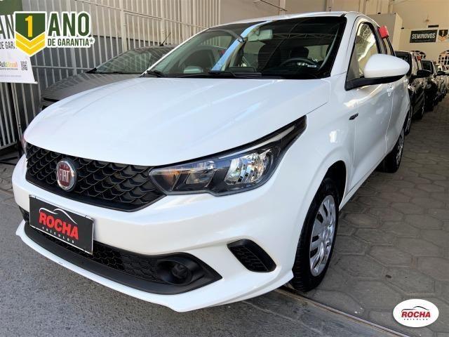 Fiat Argo Drive Com Multimidia - Ipva 2020 Pago - Top! Leia o Anuncio! - Foto 9