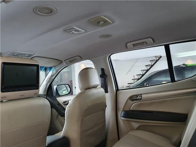 Chevrolet Trailblazer 3.6 ltz 4x4 v6 gasolina 4p automático - Foto 11