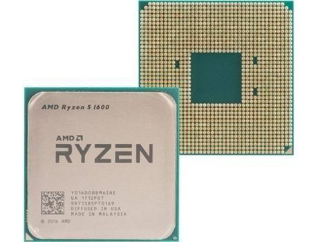 Processador Amd ryzen 5 1600 com cooler, mesmo nível do i7-7700k