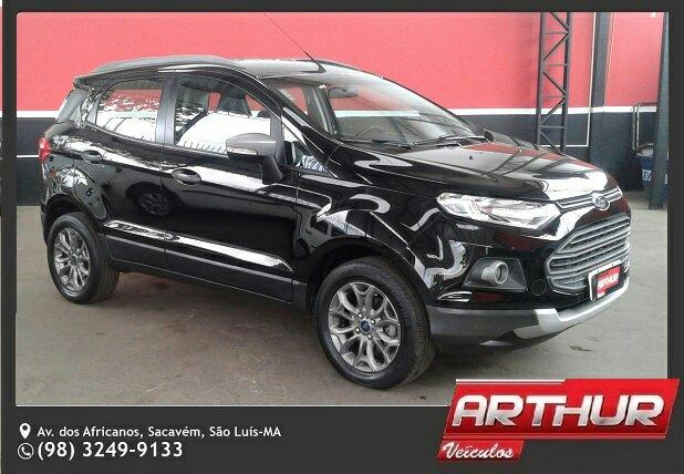 Ford Ecosport ( Freestyle ) 1.6 Arthur Veiculos -2015 - Foto 2