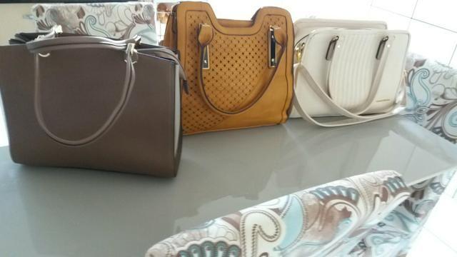 Vendo bolsas novíssimas - Foto 5