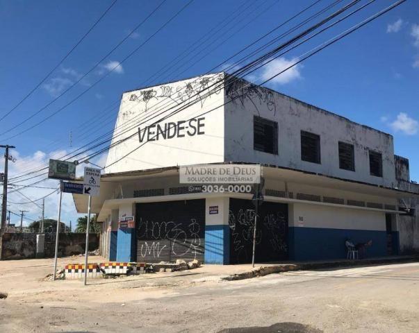 Excelente prédio comercial na avenida godofredo maciel - Foto 4
