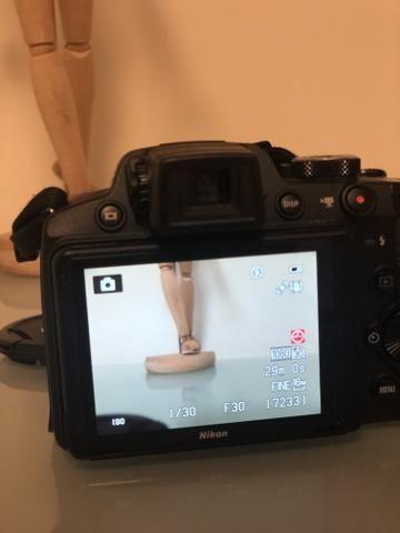 Nikon Coolpix P510 Preto Câmera Digital - Foto 3