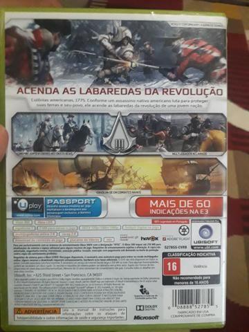Vendo 2 dois jogo Xbox 360 - Foto 2