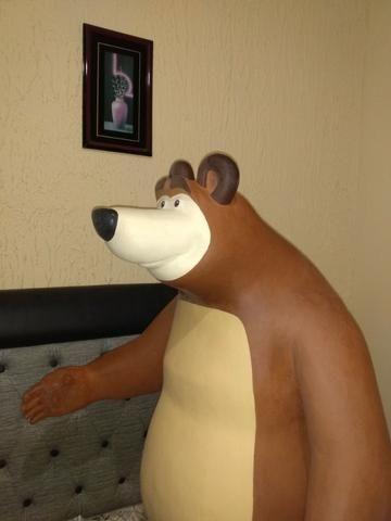 Vendo Urso para decoradores! - Foto 2