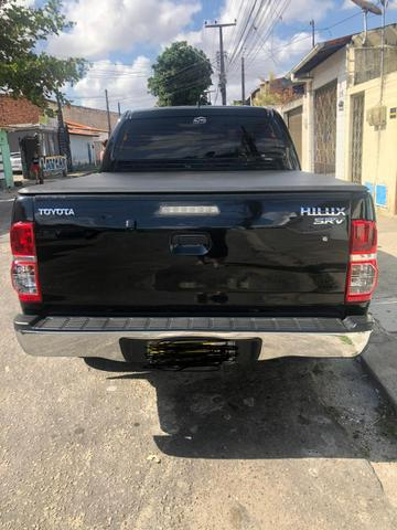 Hilux 2012 SRV 3.0 4x4 Turbo Diesel - Foto 11