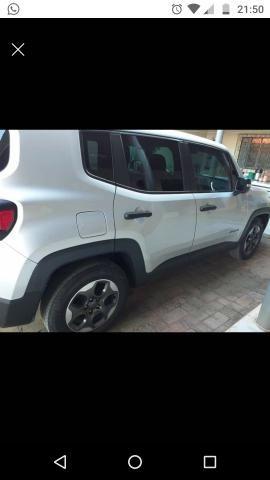 Jeep Renegade Sporting automático flex 1.6 troca em picape Strada - Foto 4