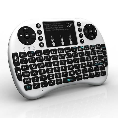 Mini teclado wireless - Foto 2