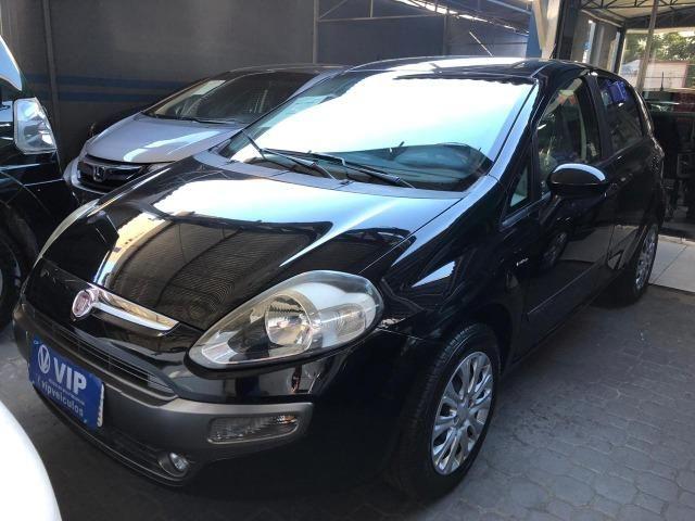 Fiat punto - 2013/2014 1.6 essence 16v flex 4p automatizado - Foto 2