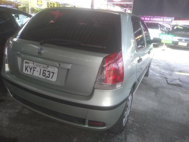 FIAT PALIO PITBULL COMPLETO COM GNV ENT 5.000+48x 339,00 fixas no cdc - Foto 4