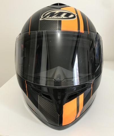 Capacete MT - Helmets - articulado