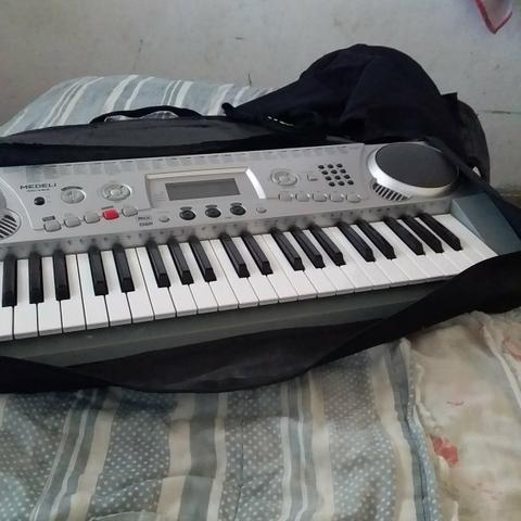 Teclado/piano - Foto 2
