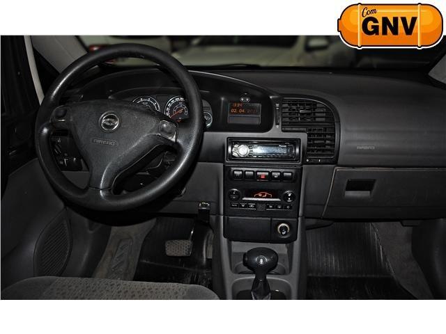 Chevrolet Zafira 2.0 mpfi elegance 8v flex 4p automático - Foto 6