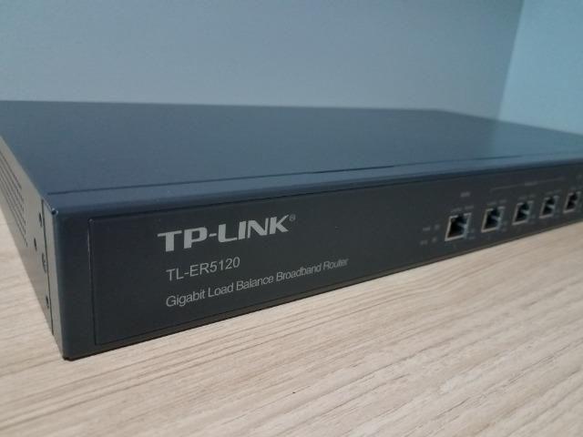 2 Switches Intelbras e Roteador TP Link - Foto 2