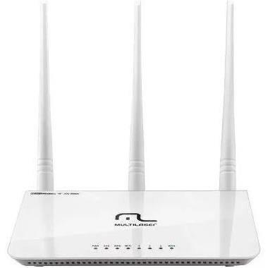 Roteador Wireless 3 Antenas Multilaser Barato!