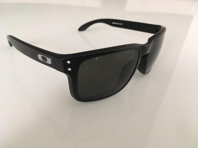 Óculos Oakley Holbrook - Preto - Bijouterias, relógios e acessórios ... 73c59367ca