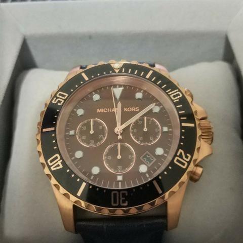ffb4bf66d Relógio Luxo Michael Kors - Bijouterias, relógios e acessórios ...