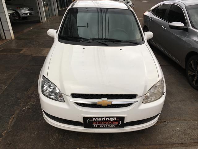 Chevrolet - Classic L.S 1.0 Flex Branco 2012 - Foto 6