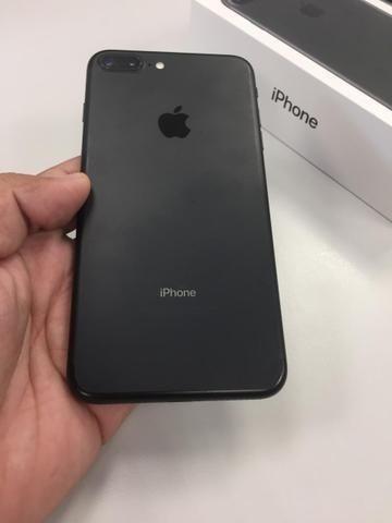 ff75db61c6 Iphone 7 plus - preto matte - 128 Gb - Celulares e telefonia ...