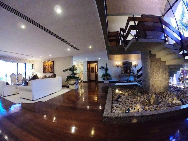 Fantástica casa no Joá, em endereço privilegiado - Foto 18