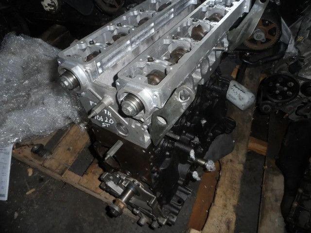 Motor Parcial Base De Troca Peugeot 406 2.0 16v N°3048