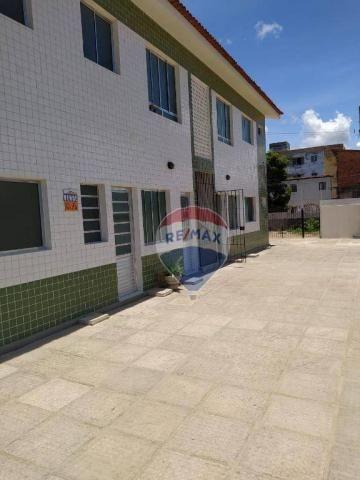 Apartamento com 3 dormitórios para alugar, 53 m² por R$ 800,00/mês - Jardim Atlântico - Ol - Foto 4