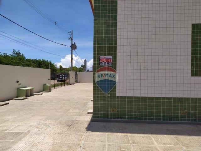 Apartamento com 3 dormitórios para alugar, 53 m² por R$ 800,00/mês - Jardim Atlântico - Ol - Foto 19