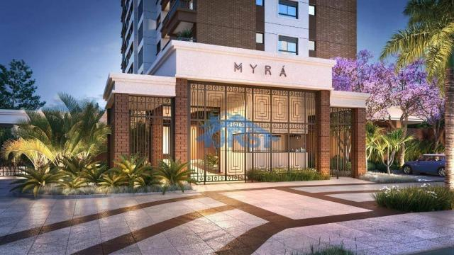 Apartamento com 5 dormitórios à venda, 410 m² por R$ 3.690.000,00 - Edifício Myrá - Baruer - Foto 6