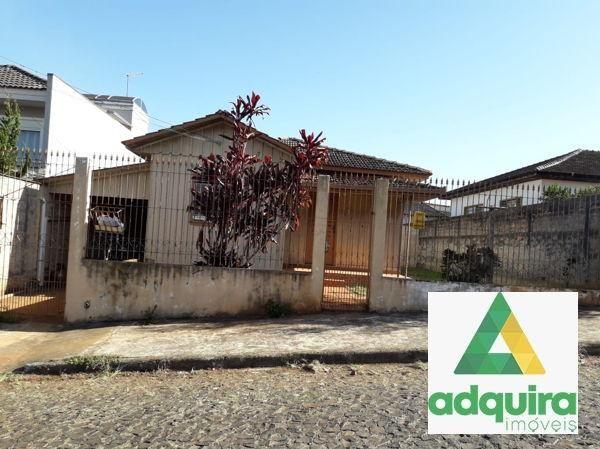 Casa com 2 quartos - Bairro Oficinas em Ponta Grossa - Foto 3
