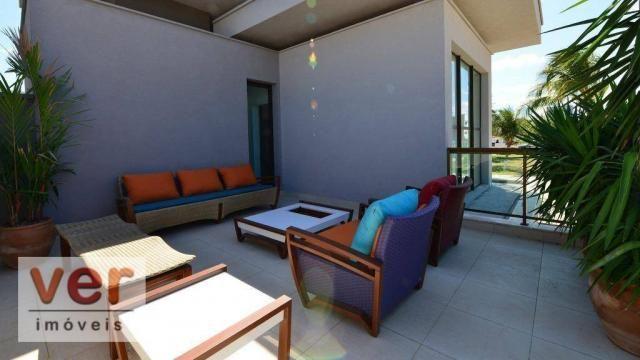 Casa à venda, 236 m² por R$ 985.000,00 - Eusébio - Fortaleza/CE - Foto 20