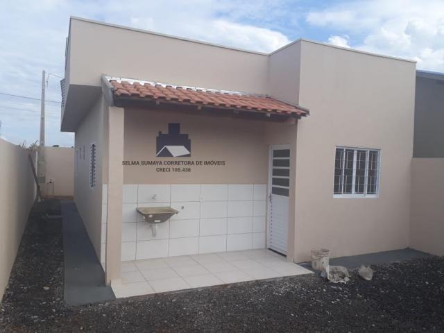 Casa à venda com 2 dormitórios em Centro, Bady bassitt cod:2019373 - Foto 3