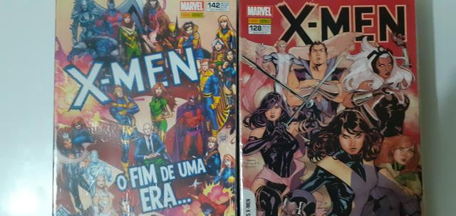 X-men ( primeira série da panini ) - Foto 4