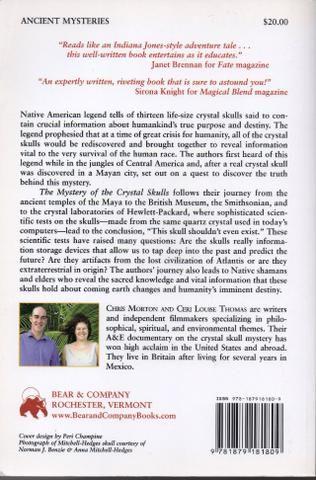 Livro - Mystery Of The Crystal Skulls, The - Chris Morton; Ceri Louise Thomas - Foto 2