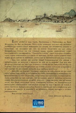 Livro - Rio de Janeiro - Histórias Concisas de uma Cidade de 450 Anos - Foto 2