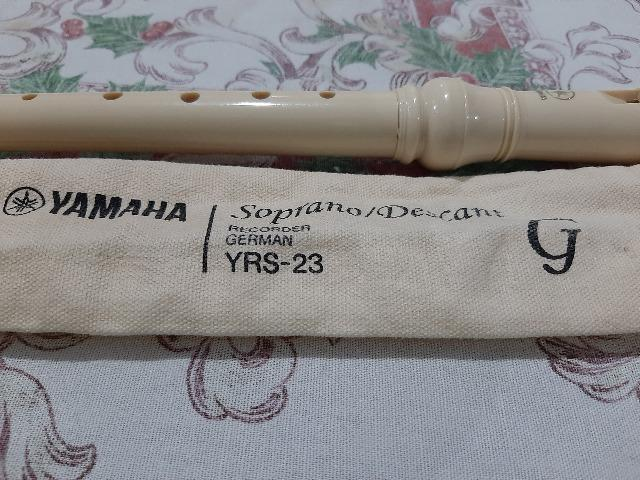 Flauta soprano