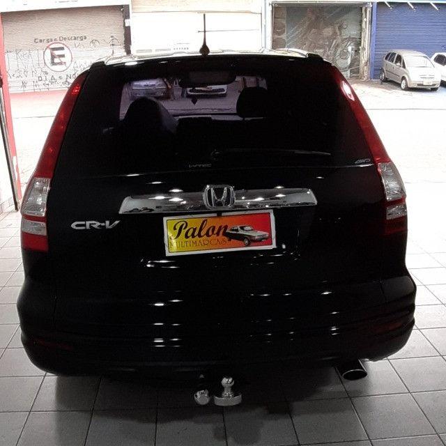 CR-V EXL - 4x4 - Automático + Couro + Teto - 2011 - Parcelas de R$1.118,00 - Foto 7
