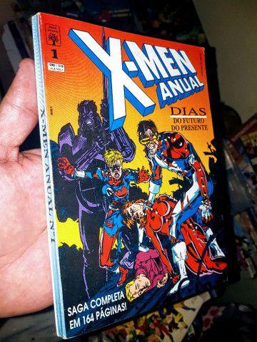 X - Men Anual Nº 1 - Abril / 1994