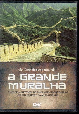 Dvd - A Grande Muralha (da China)