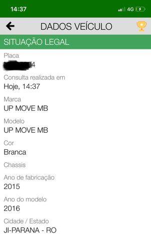 Up! Move TSi 2016 - Foto 8
