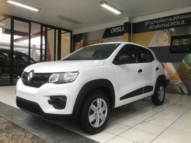 Renault Kwid Zen 1.0 12v Sce 0km 21/22