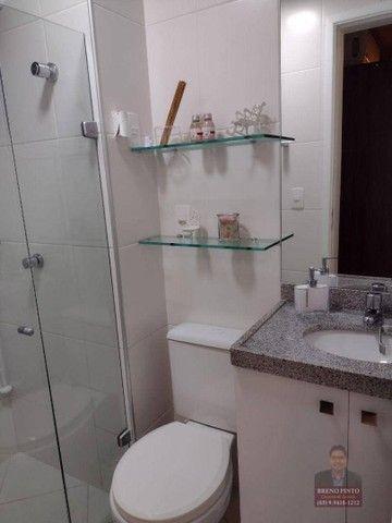 Apartamento no Mareés Residence Meireles com 2 dormitórios à venda, 73 m² por R$ 650.000 - - Foto 12