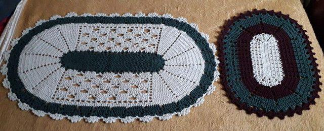 Tapetes de crochê novos( Miguelópolis)