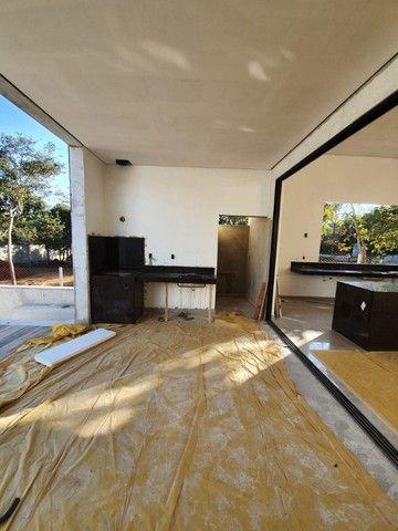 Veredas da Lagoa. 4 suítes com lazer completo. a.c 250 m² lote 1000 m². Lagoa Santa - Foto 4