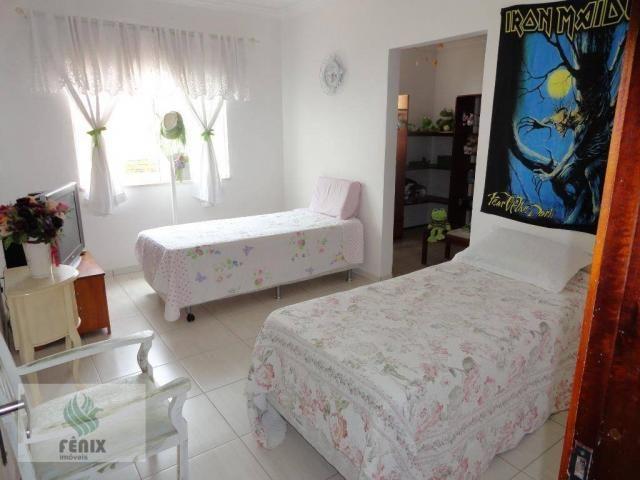 CA0047 - Casa com 3 dormitórios à venda, 202 m² por R$ 650.000,00 - Edson Queiroz - Fortal - Foto 20