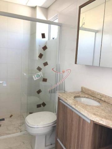 Apto novo no Ed. Iguassu Falls Residence, com 1 suíte, sala com sacada e vaga de garagem - Foto 15
