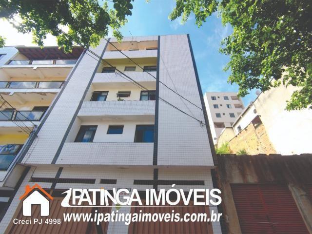 Apartamento à venda com 3 dormitórios em Iguaçu, Ipatinga cod:1185