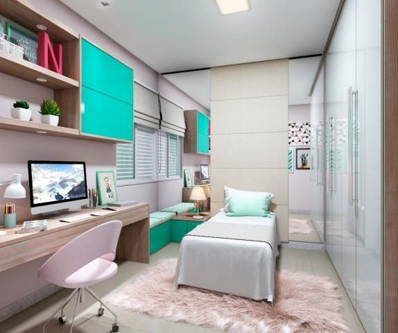 Apartamento à venda com 3 dormitórios em Cidade nobre, Ipatinga cod:528 - Foto 12