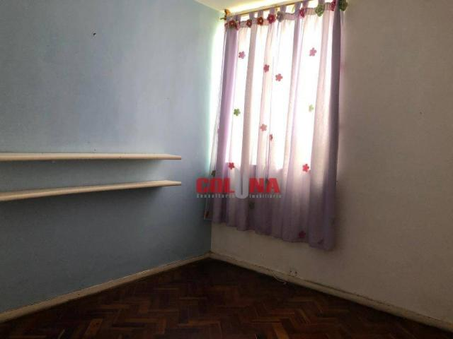 Apartamento com 2 dormitórios para alugar, 45 m² por R$ 1.000,00/mês - Santa Rosa - Niteró - Foto 5