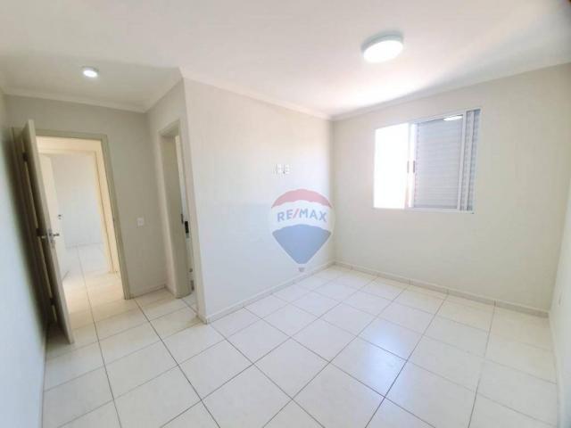Apartamento com 2 dormitórios para alugar, 65 m² por R$ 1.296,00/mês - Jardim Bertioga - V - Foto 5